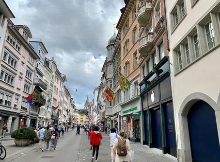 Apple Store à Zurich déménage dans ses nouveaux locaux le 31 août