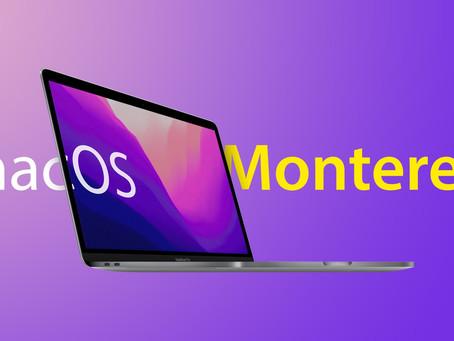 Apple présente la quatrième bêta de macOS 12 Monterey