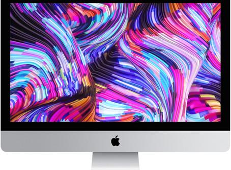 Apple commence à vendre des iMac remis à neuf 2019