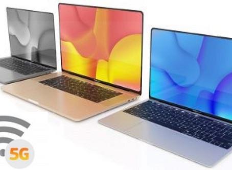 DigiTimes: Apple lancera des MacBooks avec une connectivité cellulaire 5G