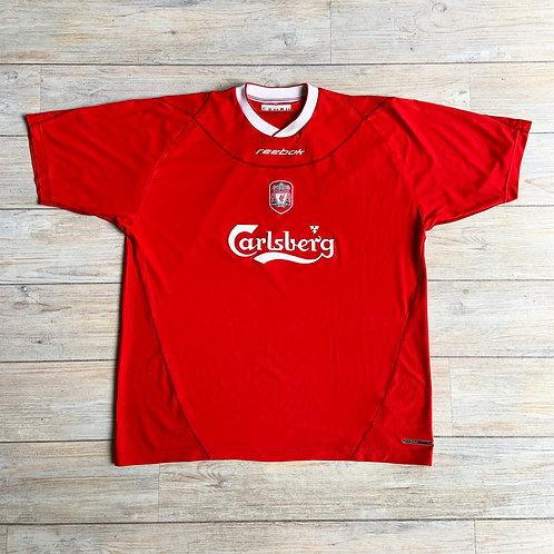 Liverpool HOME 2002-04