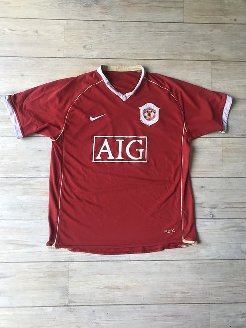 Man United HOME 2006-07