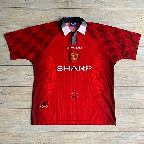 Man United 1996-98 Size XL