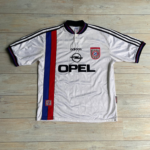 Bayern Munich AWAY 1995-96 Size L