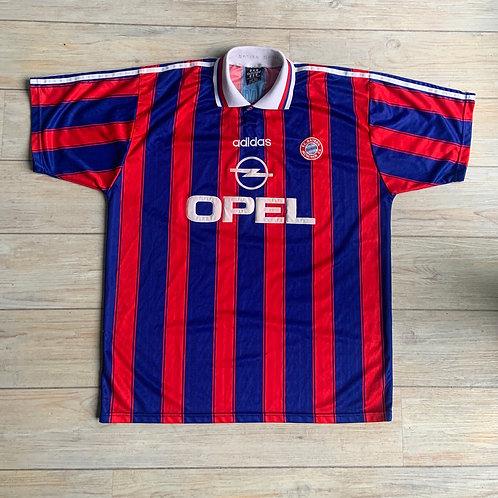 Bayern Munich HOME 1995-96 Size XL