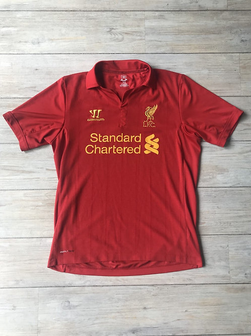 Liverpool HOME 2012-13