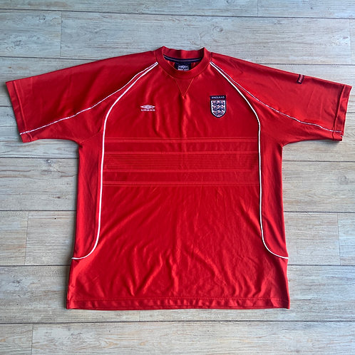 England Training Top 2000 RED