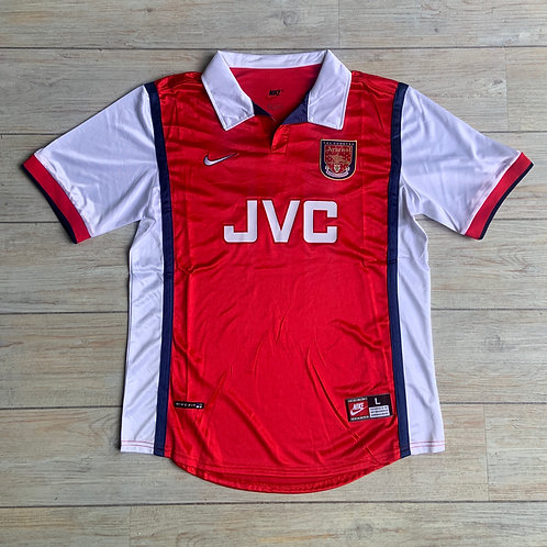 Arsenal 1998-99 Retro Remake Size L