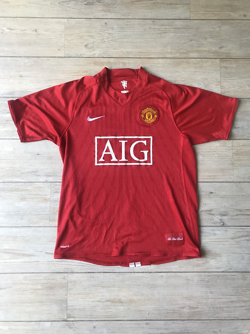 Man United HOME 2007-09