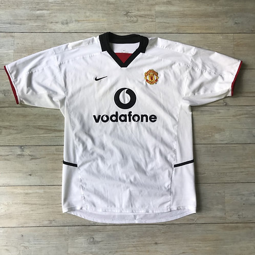 Man United AWAY 2002-03