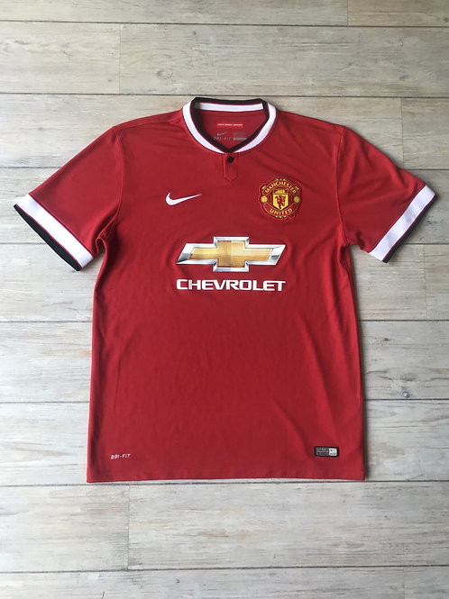 Man United HOME 2014-15