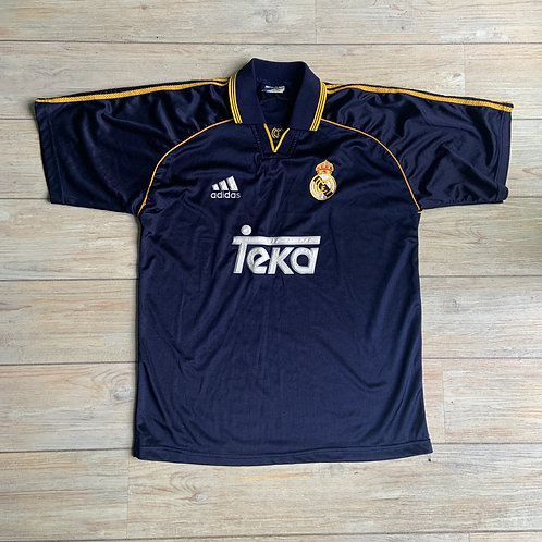 Real Madrid AWAY 1998-99 Size L