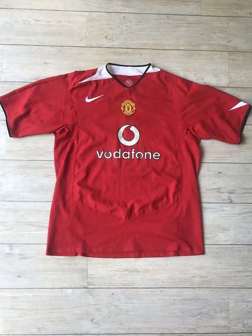 Man United HOME 2004-06