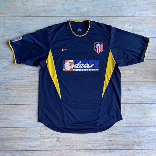 Atlético Madrid AWAY 2002-03