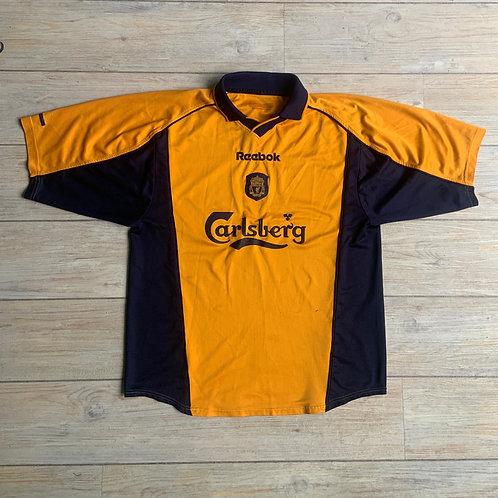 Liverpool AWAY 2000-01