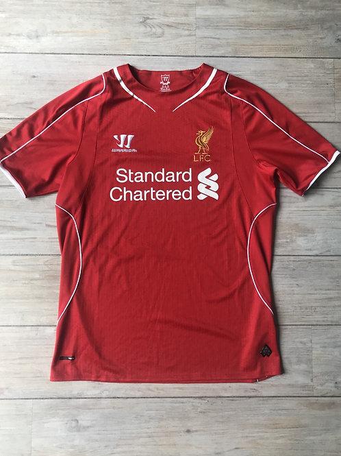 Liverpool HOME 2014-15