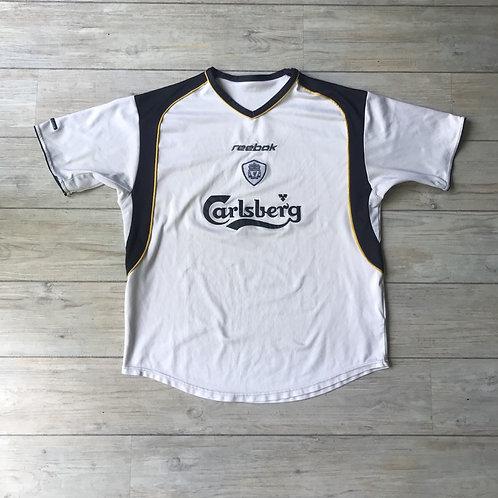 Liverpool AWAY 2001-02