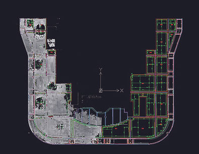 CAD2D Laser Scanner