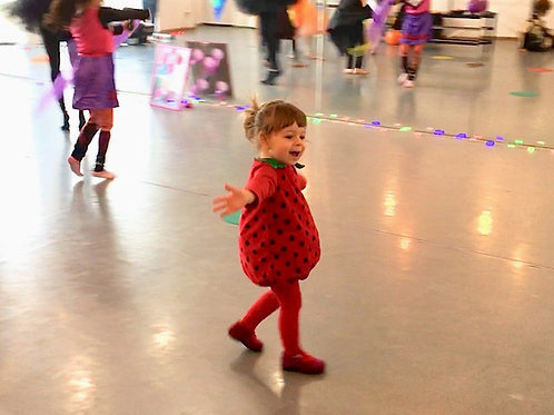 Toddler Dance & Play - Drop-In