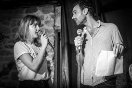 L'Ograsse avec Sophie Le Cam, 2018.