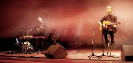 Saint Marcellin avec Laurian Daire, 2009.