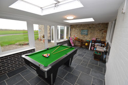 Front Conservatory and Games Room
