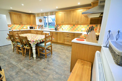 Recently renovated kitchen