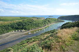Holiday House Solva