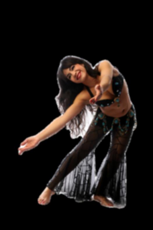 semsemah danseuse orientale