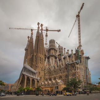Basílica de la Sagrada Familia