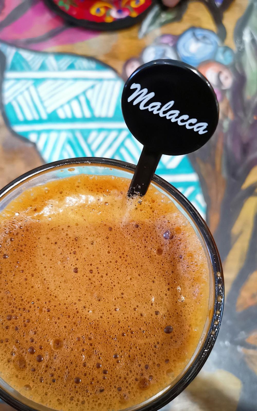 Melaka Malacca coffee