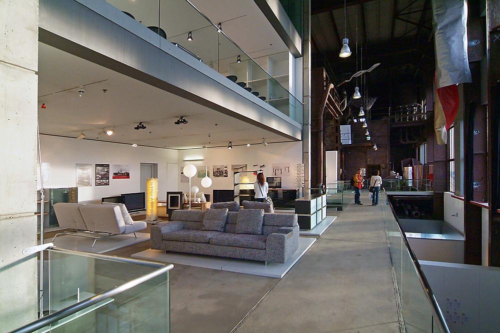 Red Dot Design Museum Essen Norman Foster