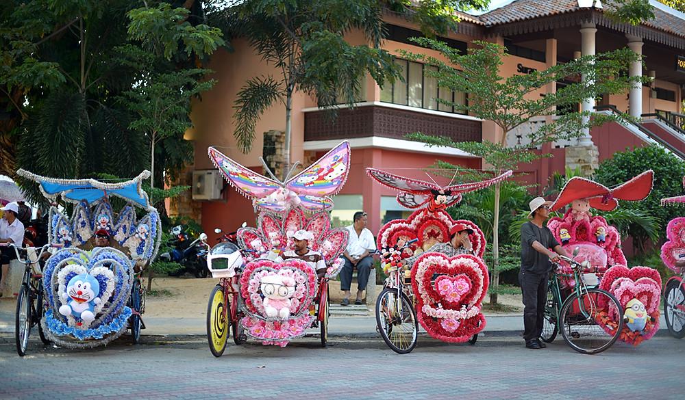 Melaka trishaw