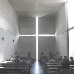 Church of the Light, Ibaraki, Osaka