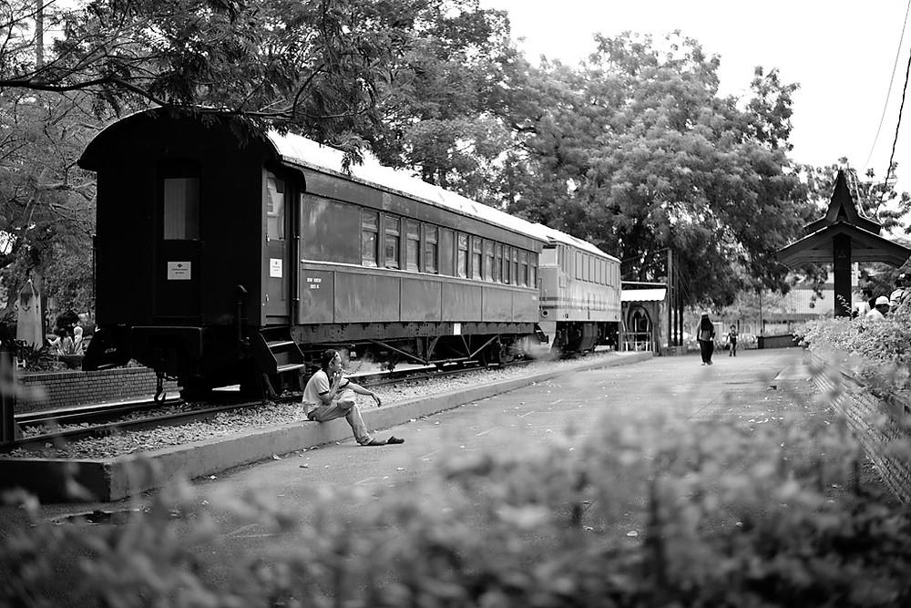 Melaka train