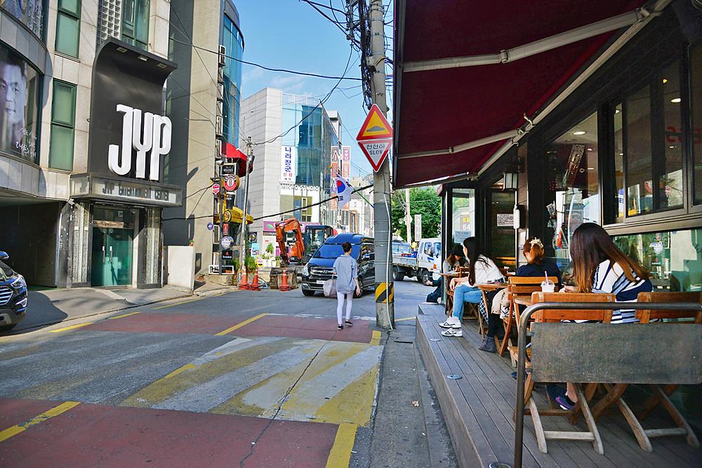 JYP Seoul