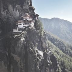 Paro Taktsang (Tiger's Nest), Bhutan