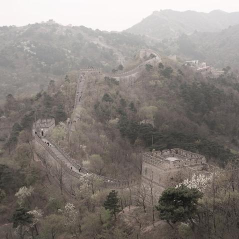 Great Wall of China, Mutianyu