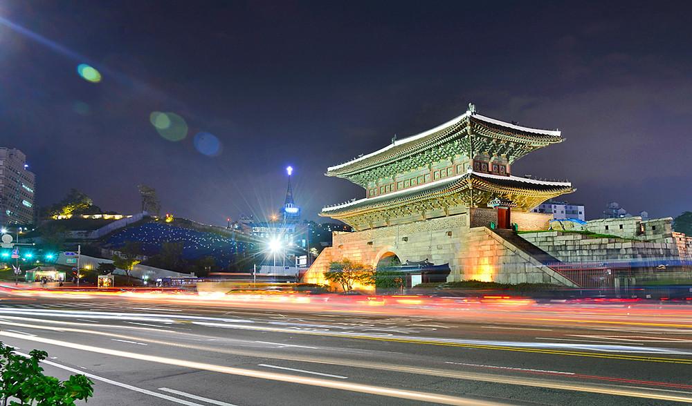 Seoul Dongdaemun Gate