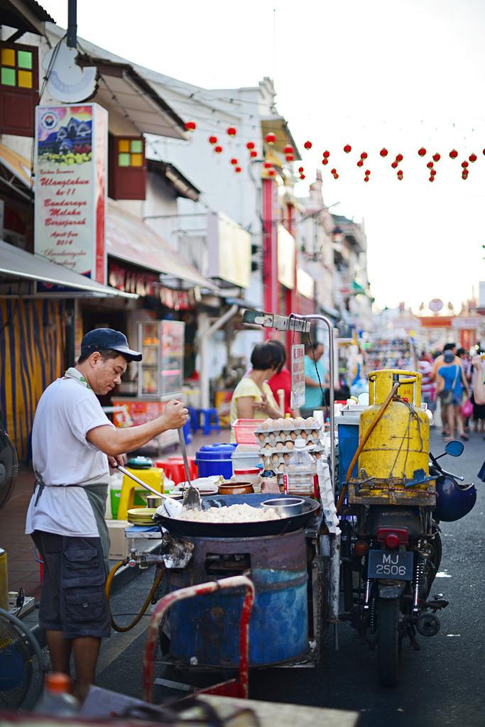 Melaka Jonker Night Market