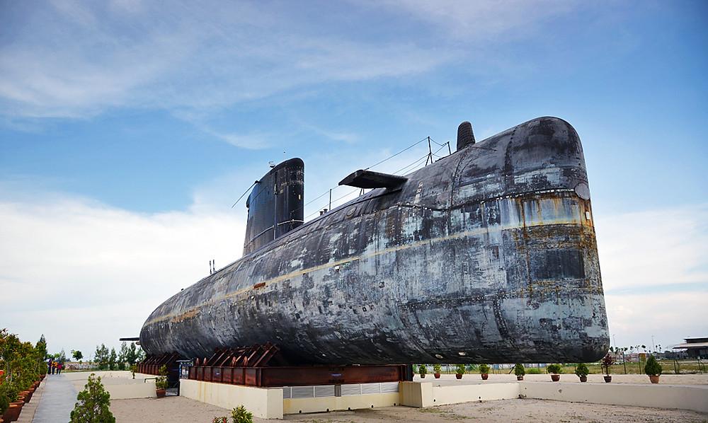 Melaka submarine