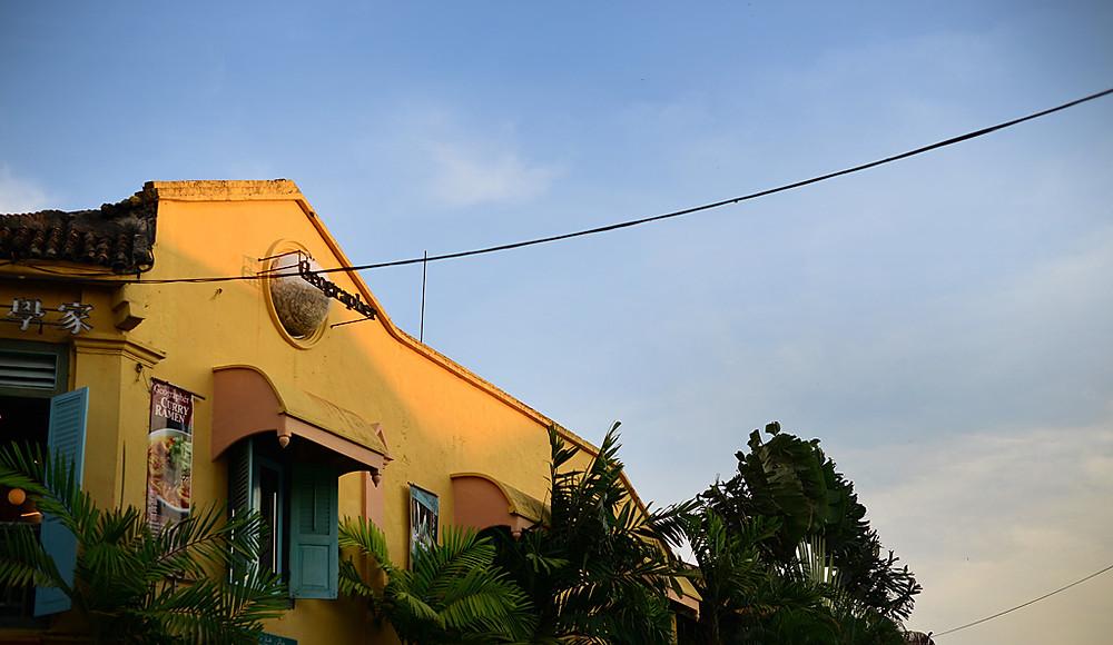 Melaka Geographer Cafe