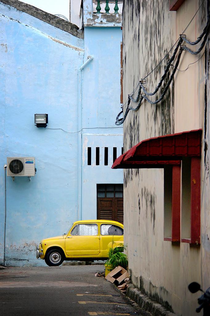 Melaka streets