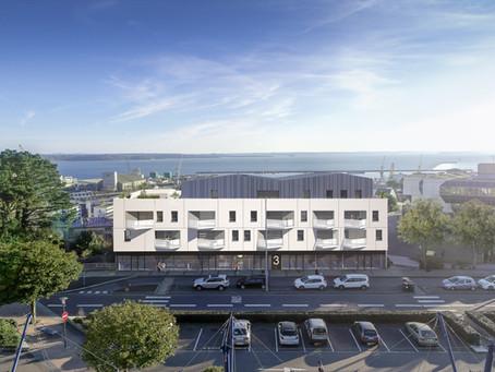 Cap Irez - Brest centre