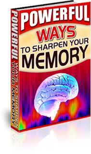 Sharpen Memory
