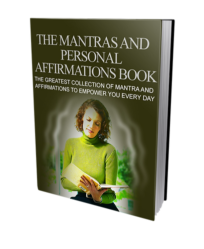 The Mantras and Personal Affirmations Book