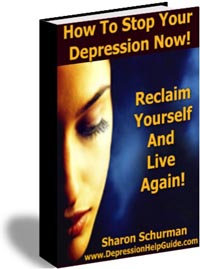 Stop Your Depression Now