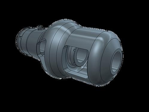 1/25 Tiger I 88mm KwK 36 L/56 Muzzle Brake