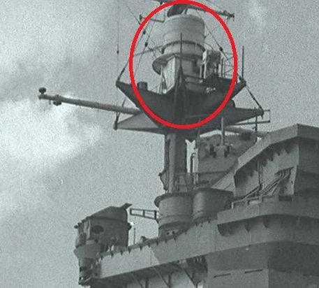 """1/500 """"Lanterns"""" for Type 271 and 273 Radar"""