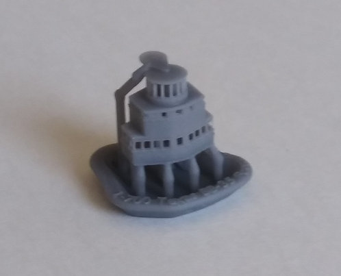 1/700 USS Texas BB-35 Forward Fighting Top